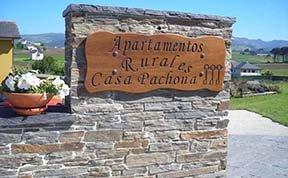 APARTAMENTOS RURALES CASA PACHONA
